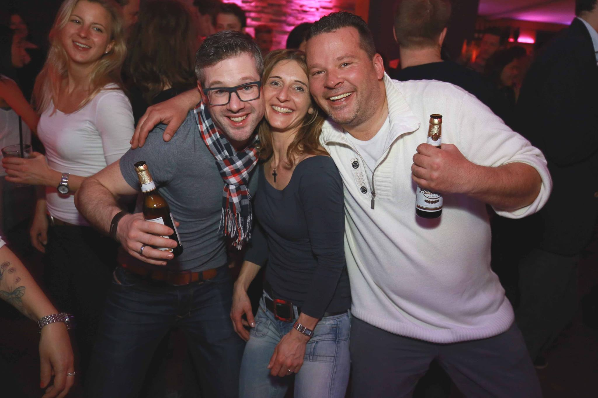 Partyshots - After Work Club - das Original aus Hamburg
